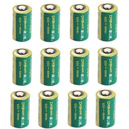 800mAh 3V CR2 Lithium Rechargeable Batteries For Flashlight