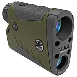 Sig Sauer KILO2200BDX Laser Range Finder, 7x25mm, Bluetooth