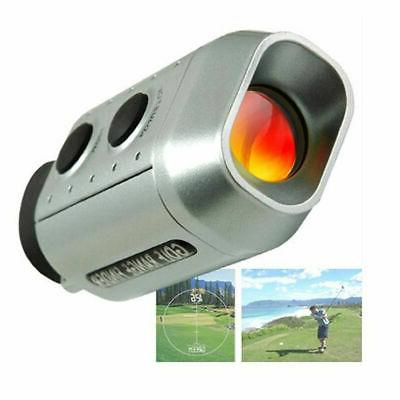 7x18 portable golf scope hunting range finder