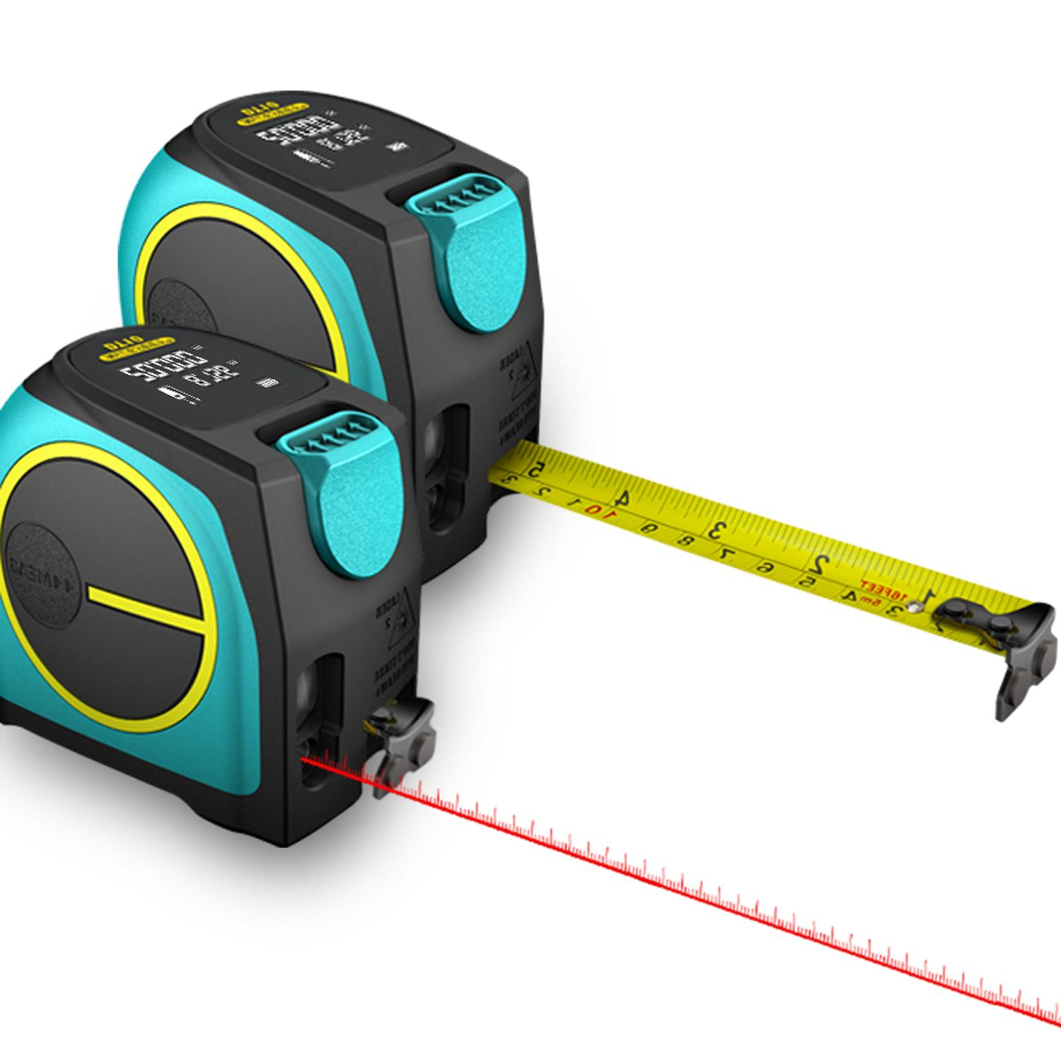 Mileseey Tape 2-in-1 Laser 197
