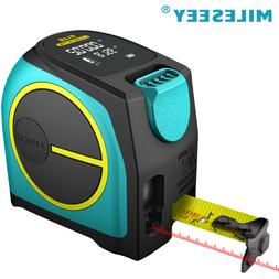 Mileseey Laser Tape Measure 2-in-1 Laser Distance Meter 197