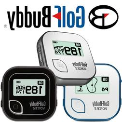 New GolfBuddy Voice 2 Talking GPS Rangefinder - Pick Your Co
